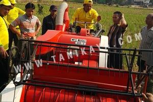 Aplikasi Pengoperasian Mesin KEBO HK-1, Lampung