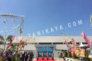 Grand Opening Office PT. KUBOTA INDONESIA