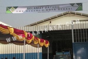 Kunjungan Industri SMKN 2 Bekasi Di Workshop TANIKAYA