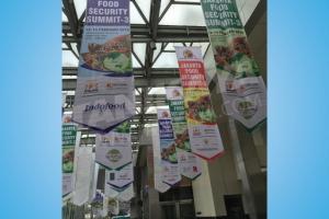 Pameran Jakarta Food Security Summit 2015