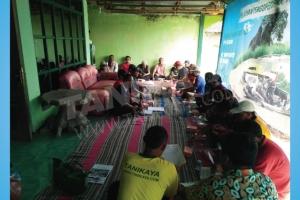Pelatihan dan Uji Coba Mesin Rice Transplanter di Kabupaten Sidoarjo 30 November 2017