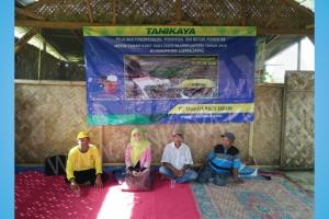 Pelatihan dan Uji Coba Mesin Rice Transplanter di Lumajang 22 Agustus 2016
