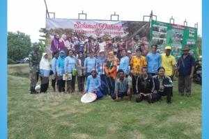 Pelatihan dan Uji Coba Mesin Rice Transplanter di Surabaya 2 November 2017