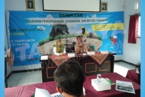 Pelatihan dan Uji Coba Mesin Rice Transplanter di Tulungagung, Kota Blitar, Kab. Blitar, Kota Kediri, Kab. Kediri 14 November 2017