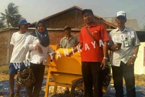 Pelatihan Mesin Pemipil Jagung / Corn Sheller di Kab. Soppeng dan Kab. Bantaeng, Sulawesi Selatan