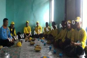 Pelatihan Mesin Transplanter Di Bulungan, Kalimantan Utara