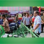 Bantuan Combine Harvester TRITON HT25 Untuk Kabupaten Blora